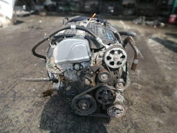 Двигатель Honda K20A - 2460337 AT MTJA FF RG1 158 000 km коса+комп 3