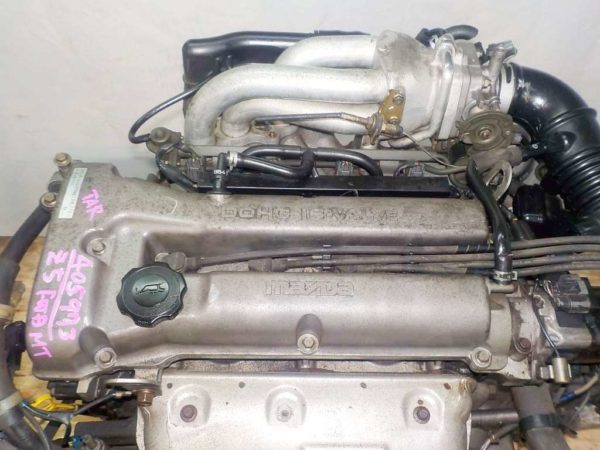 КПП Mazda Z5 MT FF 2