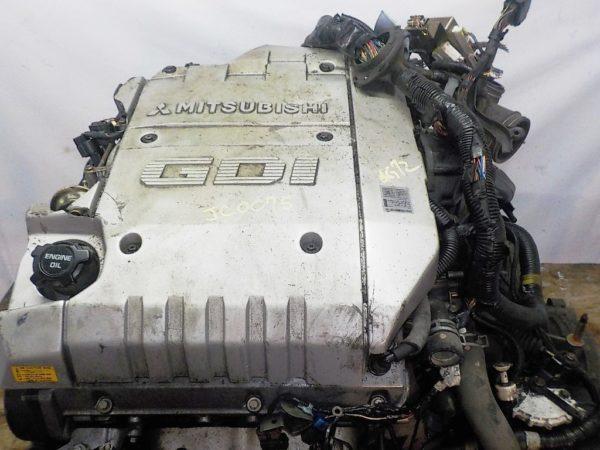 КПП Mitsubishi 6G72 AT FF 2