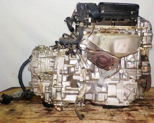 Двигатель Nissan MR18-DE - 062719A CVT RE0F08A FF коса+комп 4