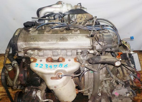 КПП Toyota 4E-FE AT FF 4WD 2