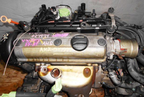 Двигатель Volkswagen AHS - 027979 AT FF 7