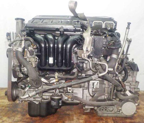КПП Mazda ZY CVT FF DE5FS 1