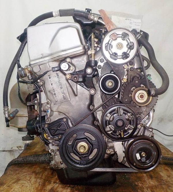 КПП Honda K24A AT MFHA FF RB1,  брак 1-го соленоида 4
