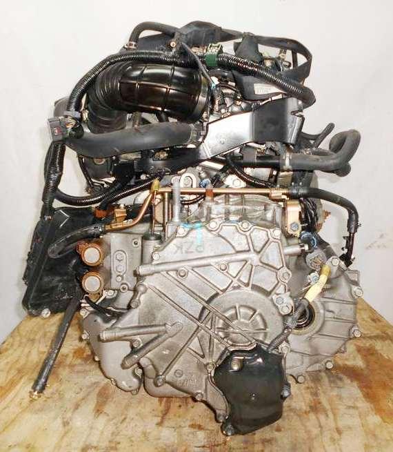 Двигатель Honda K20A - 2484142 AT MTJA FF RG1 100 500 km коса+комп 5