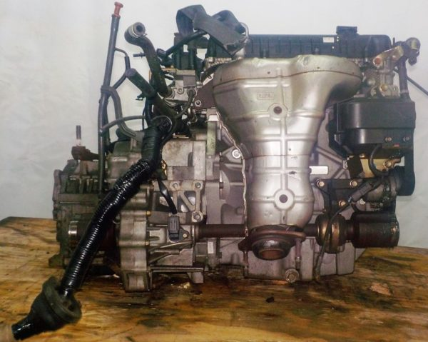 Двигатель Mazda L3 - 460059 AT FF LW3W DOHC 120 000 km коса+комп 4