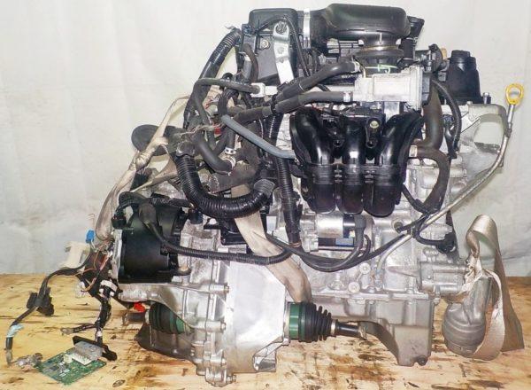 КПП Toyota 1KR-FE CVT FF 4