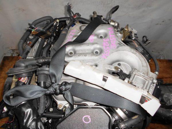 Двигатель Nissan VQ25-DE - 312559A AT RE5R05A FR Y50 149 000 km коса+комп 2