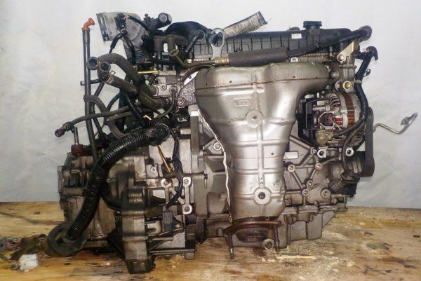 Двигатель Mazda L3 - 793591 AT FF LW3W коса+комп 114 296 km 4