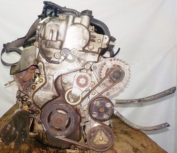Двигатель Nissan MR18-DE - 003656A CVT RE0F08A FF коса+комп 3