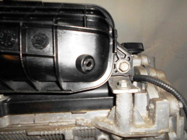 Двигатель Nissan MR20-DE - 082051B CVT RE0F10A FF C25 129 000 km коса+комп 5