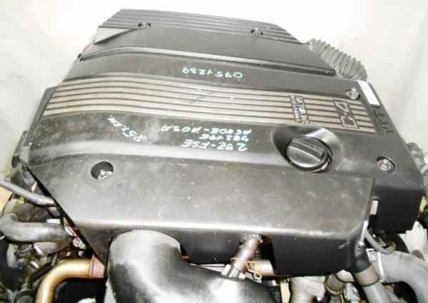 Двигатель Toyota 2JZ-FSE - 0751239 AT 35-50LS A650E FR JZS175 85 000 km 2