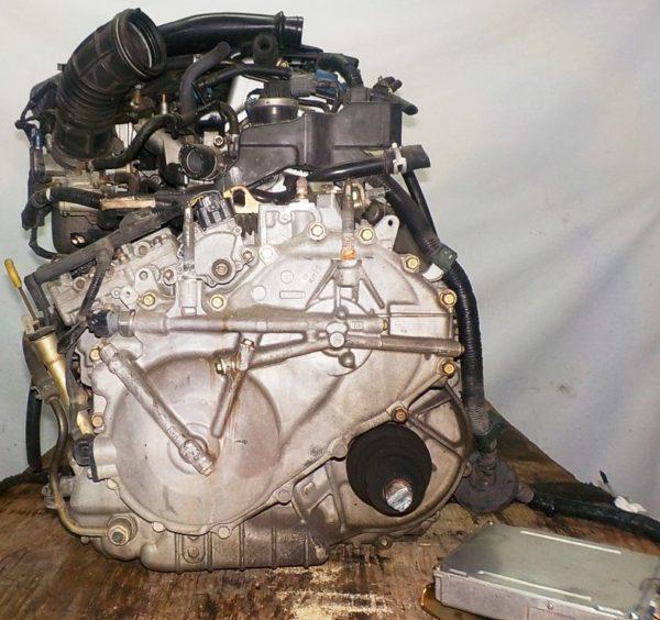 Двигатель Honda K24A - 5014662 AT MFHA FF RB1 коса+комп 5
