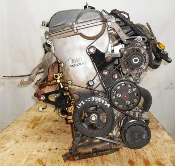 Двигатель Toyota 1NZ-FE - C388939 CVT K210-02A FF NCP81 электро дроссель коса+комп 2