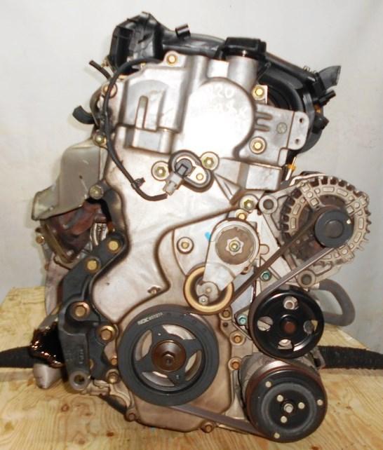 Двигатель Nissan MR20-DE - 229988A CVT RE0F10A FF C25 129 000 km коса+комп 6