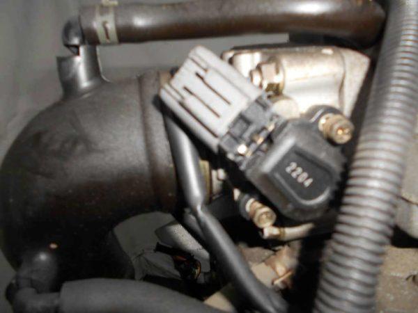 Двигатель Mazda FE - 13528 AT FR SGEW коса+комп 4