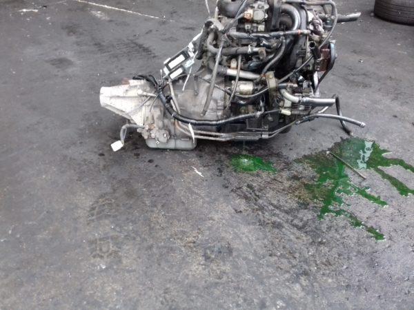 Двигатель Daihatsu EF-DEM - 6678365 AT YBS5 FR J131G 139 000 km коса+комп 4