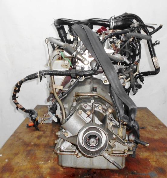 Двигатель Daihatsu EF-DET - 7498784 AT FR JBS5 J131G 96 000 km коса+комп 6