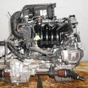 Двигатель Suzuki K12B - 1124077 CVT FF ZC71S коса+комп 8