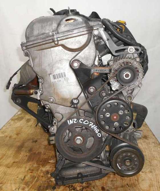 Двигатель Toyota 1NZ-FE - C071460 CVT K210-02A FF NCP100 102 000 km электро дроссель коса+комп 3
