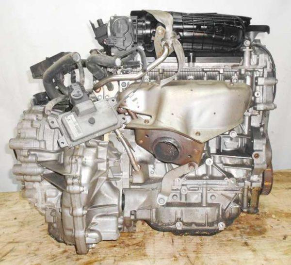 КПП Nissan MR20-DE CVT RE0F10A GB57 FF B30 4