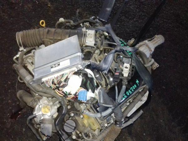 Двигатель Toyota 3GR-FSE - 0028039 AT A760E FR GRS182 коса+комп 2