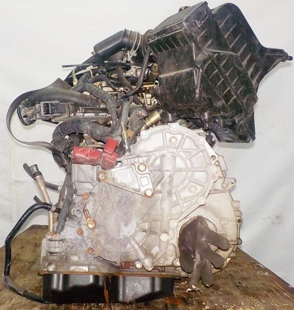 Двигатель Nissan MR18-DE - 003656A CVT RE0F08A FF коса+комп 5