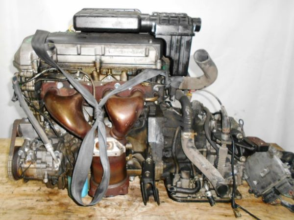 Двигатель Suzuki M13A - 1774742 AT FF ZC11S 131 000 km коса+комп 1