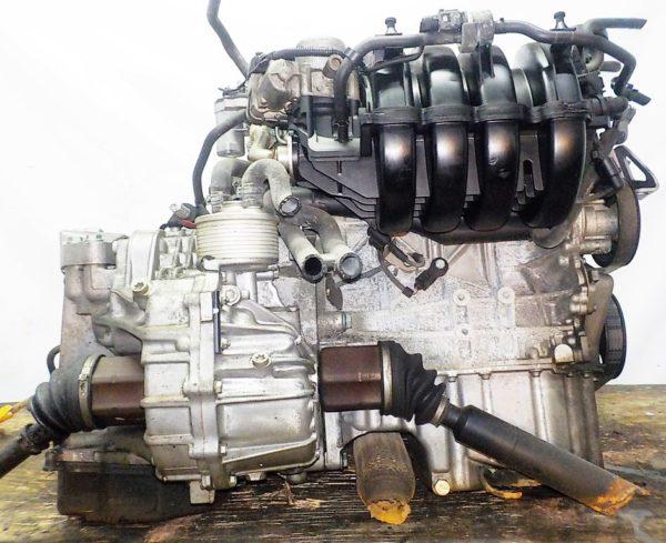 Двигатель Volkswagen BLP - 021196 AT FF 5