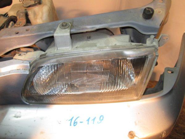 Ноускат Toyota Tercel 50, (1 model) (000248) 5