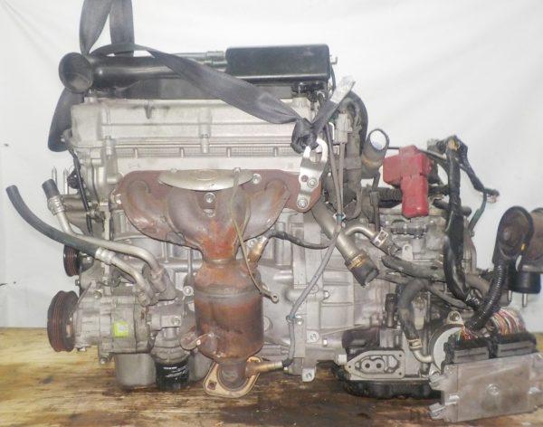 Двигатель Suzuki K12B - 1143230 CVT ZC71S 101 000 km 1