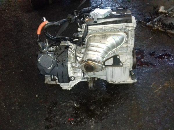 Двигатель Toyota 1NZ-FXE - 4790185 AT FF NHW20 84 000 km коса+комп 1