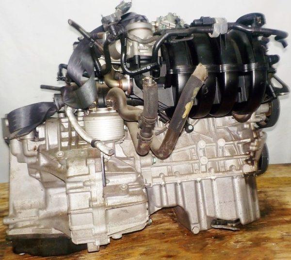 Двигатель Volkswagen BAG - 082027 AT FF Touran 59 000 km 4