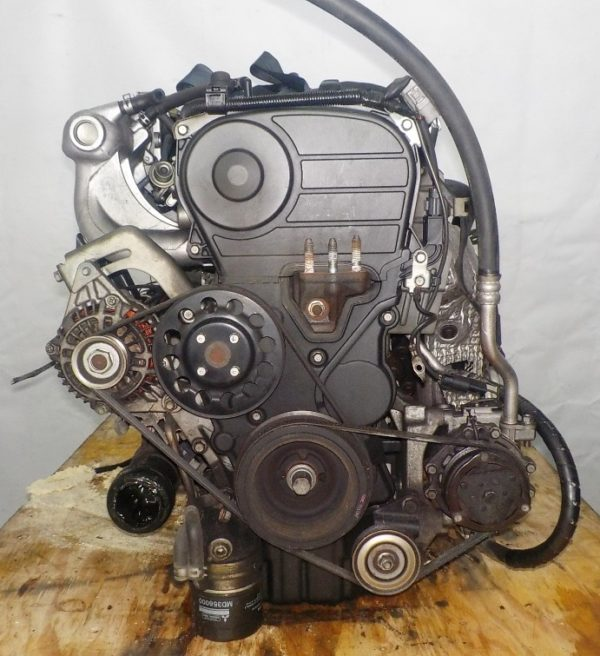 Двигатель Mitsubishi 4G15-T - JN3851 CVT F1C1A FF Z27A 147 724 km коса+комп 3