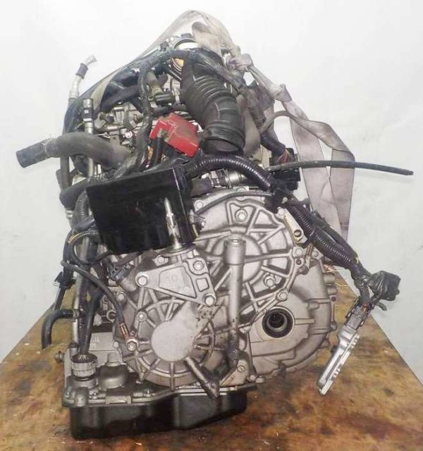 КПП Nissan HR15-DE CVT RE0F08B GH54 FF YZ11 5