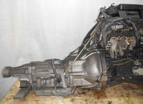 Двигатель Toyota 1G-FE - 6979707 AT 03-70LS A42DE-A04A FR GX110 BEAMS 115 000 km коса+комп 6