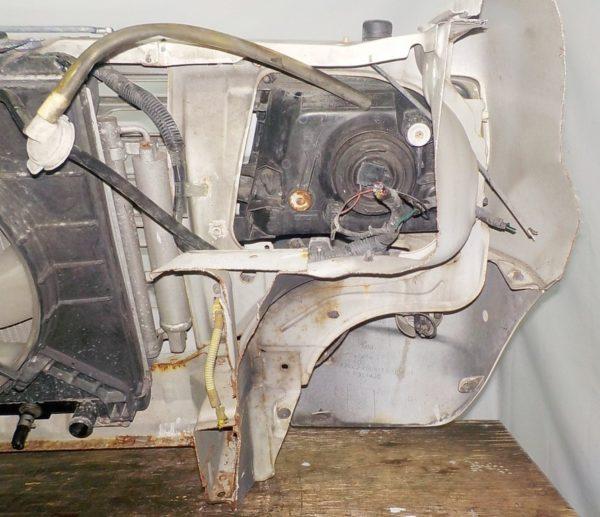 Ноускат Mitsubishi Pajero Mini, (1 model) (W08201873) 6