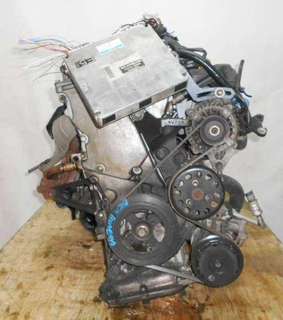 Двигатель Toyota 1NZ-FE - БЕЗ НОМЕРА CVT K210-02A FF NCP81 154 000 km электро дроссель коса+комп 3