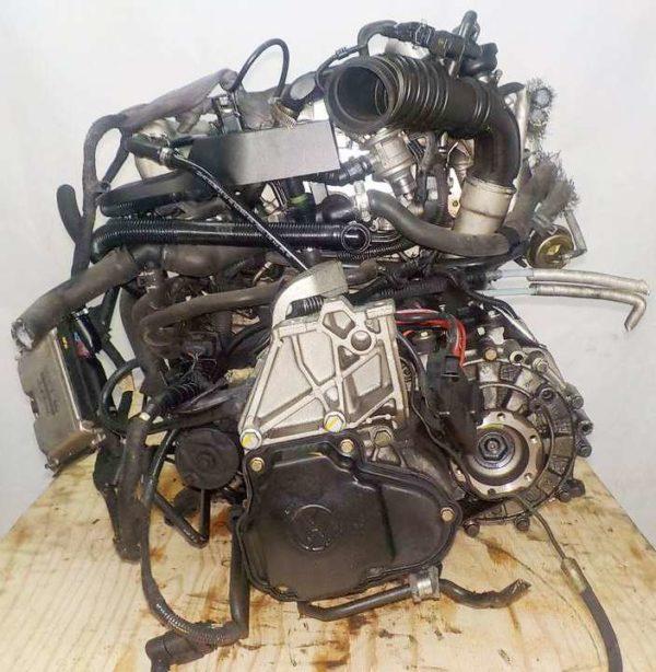 Двигатель Audi AUQ - 005924 MT FF Audi TT 140 960 km + подвеска коса+комп 5
