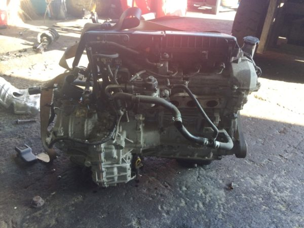 КПП Mazda ZY CVT FF BL5FP 4