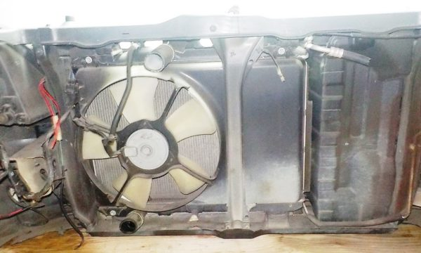 Ноускат Suzuki Swift 2000-2004 y. (E071835) 8