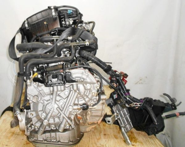 Двигатель Toyota 1KR-FE - 0818435 CVT K410-04A FF KSP90 111 000 km 5