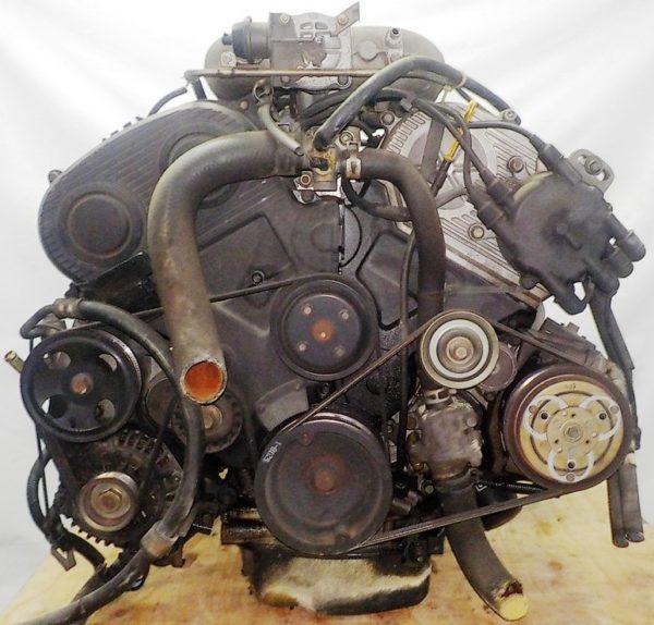 Двигатель Mazda J5 - 154609 AT FR SG5W 4