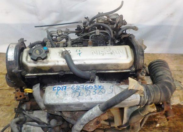 Двигатель Nissan CD17 - 627603X MT RS5F31A FF 4WD гидравлическая 2