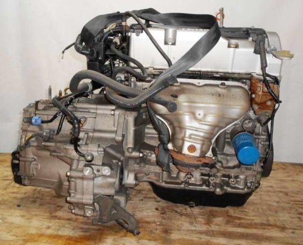 Двигатель Honda K20A - 2484142 AT MTJA FF RG1 100 500 km коса+комп 4