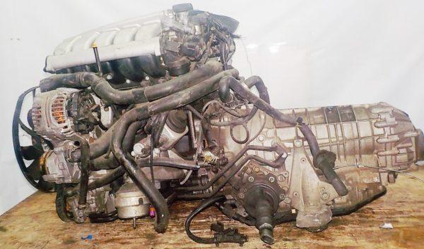 Двигатель Volkswagen AZX - 016738 AT FF 1