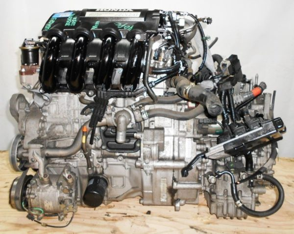 Двигатель Honda LEA - 3036096 CVT SD5A FF GP3 98 000 km коса+комп 1
