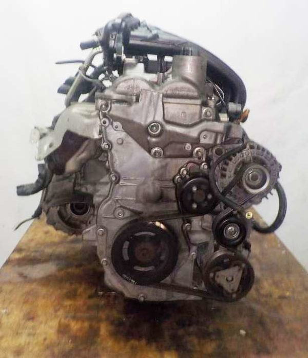 Двигатель Nissan HR15-DE - 078721B CVT RE0F08B GH54 FF E11 124 136 km коса+комп 3