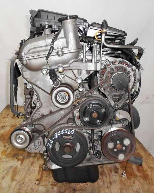КПП Mazda ZJ CVT FF DE3FS 3