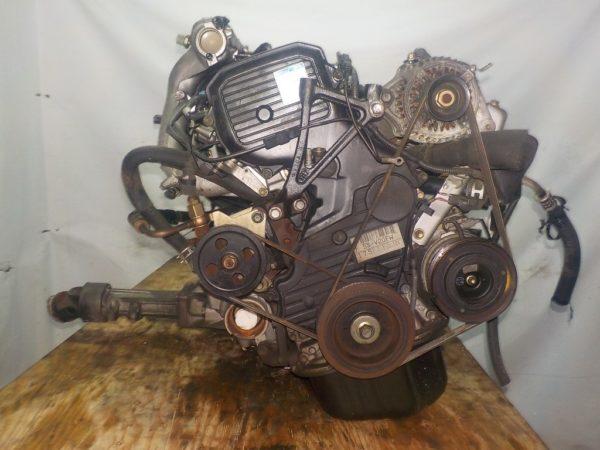 Двигатель Toyota 5S-FE - 1100795 AT A541F FF 4WD коса+комп 4